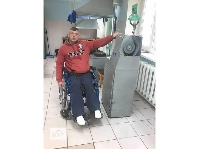 купить бу Нужны материалы и оборудование для ремонта обуви переселенцу-инвалиду 1 гр. в Николаевской области