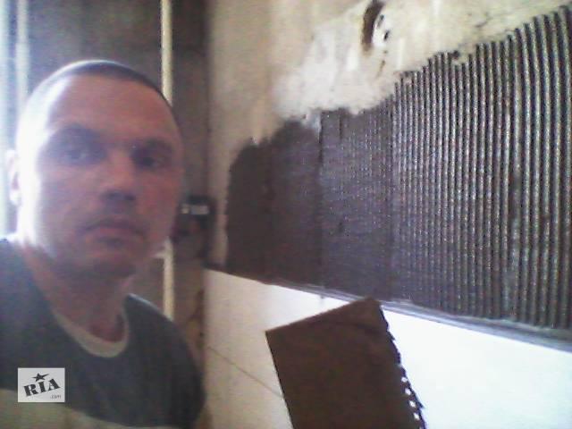 бу Облицовка керамической плиткой внутри помещений в Виннице
