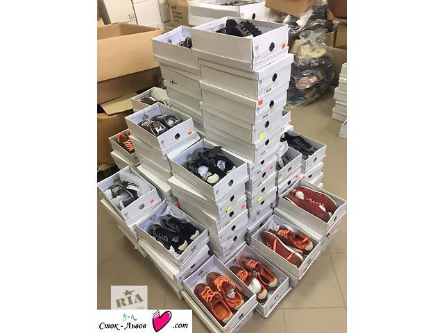 купить бу Обувь сток оптом осень/зима 2017 в Львове