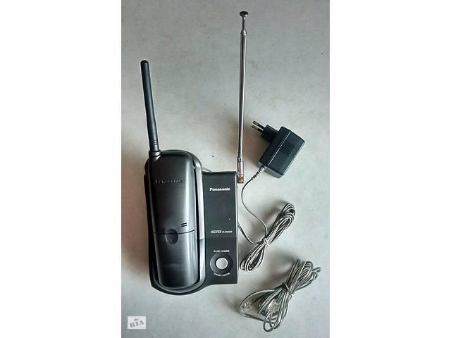 Радиотелефон   Panasonic KX-TС2106UА б/у- объявление о продаже  в Львове