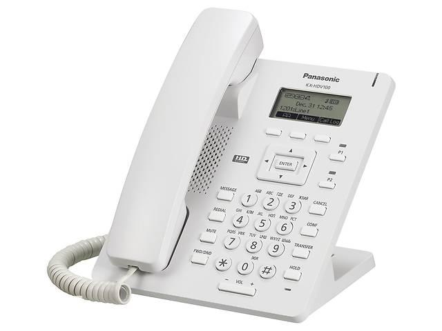 IP телефон PANASONIC KX-HDV100RU- объявление о продаже  в Киеве
