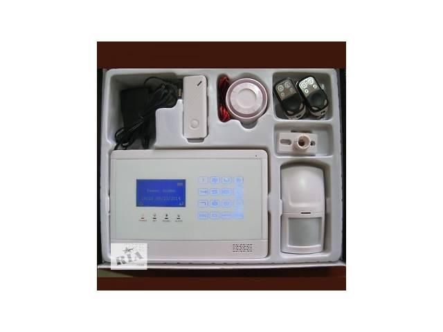 GSM сигнализация беспроводная BSE-980 комплект для дома офиса магазина- объявление о продаже   в Украине