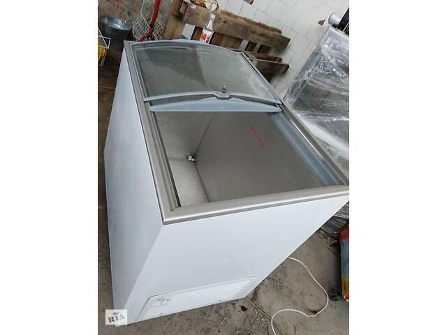 Опт! Морозильный ларь бу полностью рабочие, под стеклом 300-800л оптом- объявление о продаже  в Мукачево