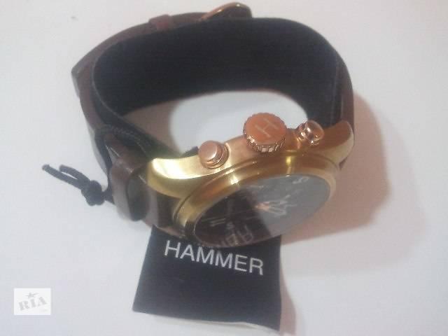 Orologio uomo Hammer PILOT 4804HMGCAR3- объявление о продаже  в Черновцах