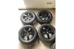 Оригинальные диски DEZENT GERMANY 7 R16 5X112 ET40 AUDI,Mercedes,VW,Skoda