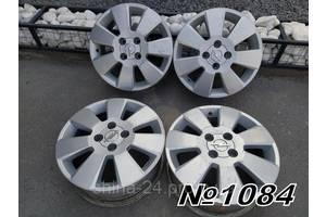 Оригинальные диски Opel R15 4x100 6J ET45 Daewoo Lanos/Sens