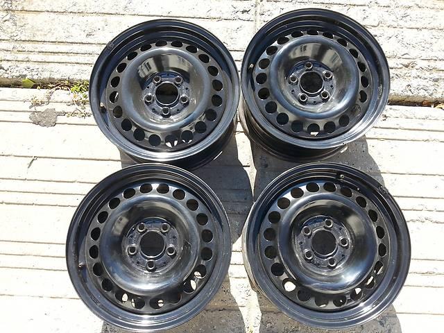 Оригинальные стальные диски R16, 6,6.5,7.5J, 5x112, ET40,41,49 Audi,Mercedes,VW,Skoda,Seat- объявление о продаже  в Запорожье