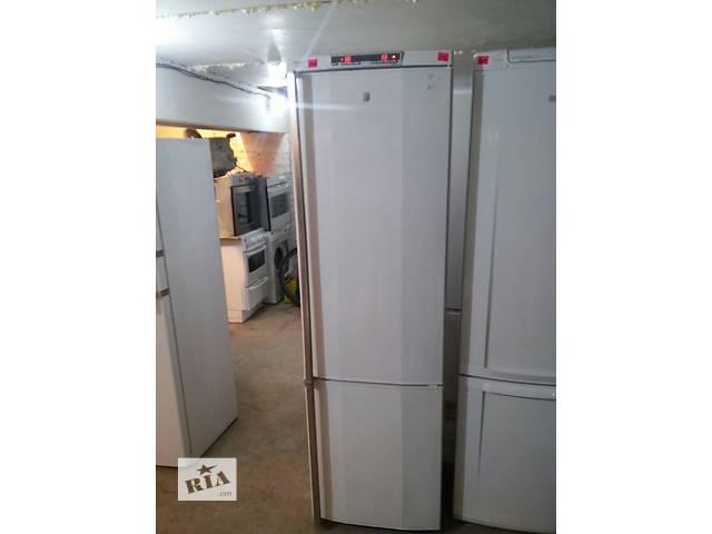 купить бу ОРИГИНАЛЬНЫЙ холодильник Electrolux 200 см - ограниченное количеств в Луцке