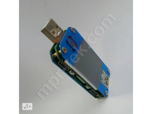 бу Многофункциональный USB-тестер RuiDeng UM25C с Bluetooth в Киеве