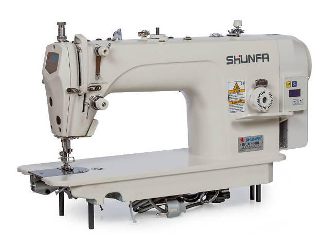 купить бу Швейная машина SHUNFA SF-8700HD-7 (стежок 7мм) в Полтаве