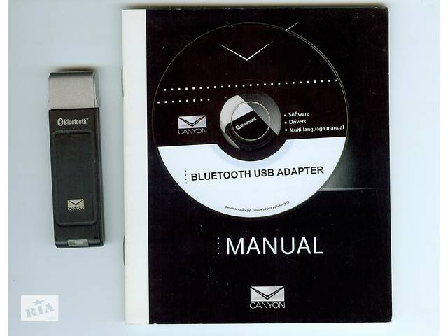 Bluetooth адаптер Canyon CN-BTU1- объявление о продаже  в Луганську