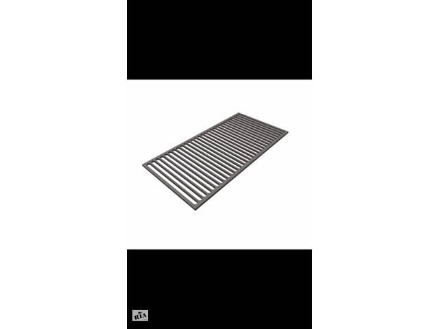 бу Чугунная решетка гриль bbq grill для мангала и барбекю 56.3х28.5 см. в Киеве