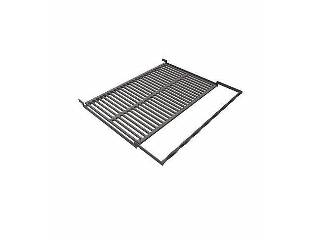 Чугунная решетка гриль bbq grill для мангала и барбекю 73.6х38.5 см.- объявление о продаже  в Киеве