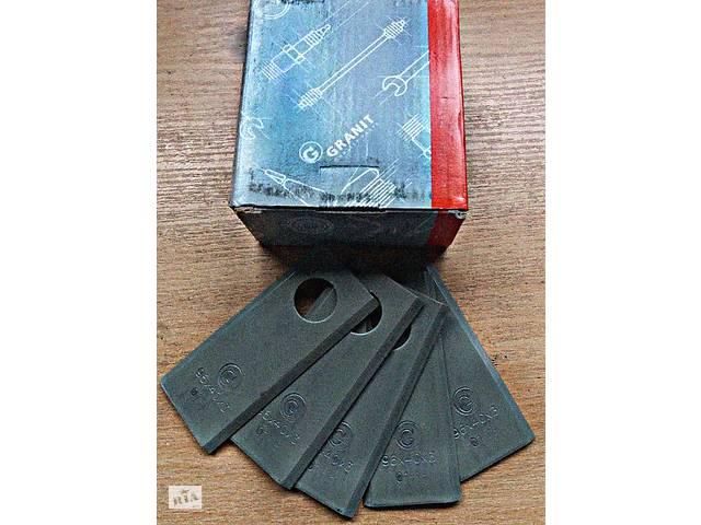 бу Комплект оригинальных ножей к роторной польской косилке Wirax в Днепре (Днепропетровск)