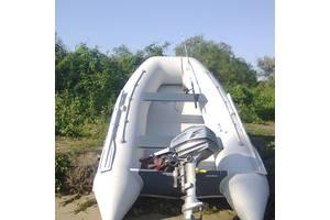 б/у Моторные лодки Ground Zero
