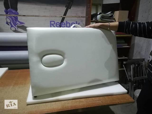 Массажный стол кушетка для массажа 2-3-х сегментный replika и original