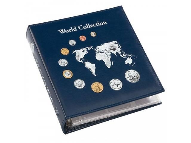 Альбом для монет, банкнот, марок Leuchtturm Numis World Collection- объявление о продаже  в Києві