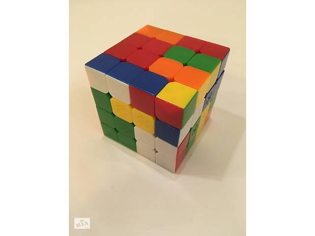 купить бу Кубик рубика DaYan mf8 4x4 62мм (белое основание) в Києві