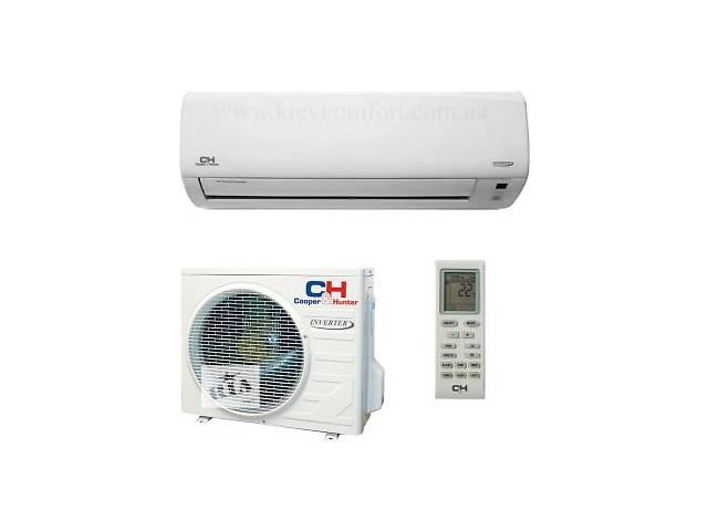 Отопление дома, квартиры тепловым насосом C&H  СЕРИИ «NORDIC PLUS INVERTER» CH-S12FTXN:- объявление о продаже  в Одессе