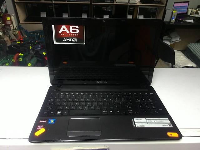 купить бу Packard Bell 15.6 a6 4 ядра, 4 озу 640 жесткий диск, в идеале в Виннице