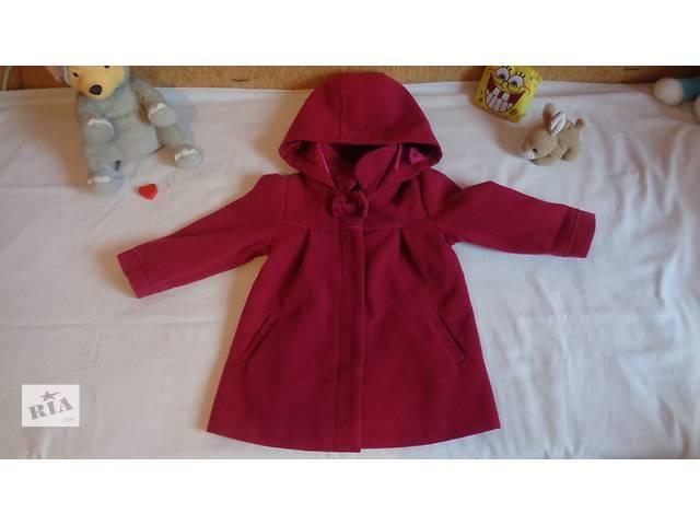 Пальто детское кашимировое на девочку- объявление о продаже  в Черновцах