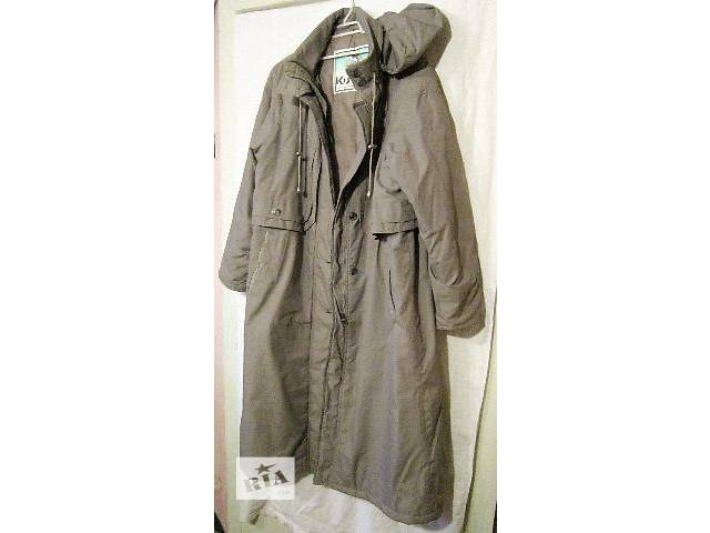 продам Пальто женское теплое из плотной плащевой ткани,размер 50-52.Новое бу в Днепре (Днепропетровск)