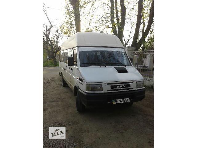 купить бу Пассажирские перевозки микроавтобусом 18 мест  в Украине