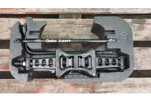 Пенопласт органайзер багажника под инструмент Dodge Journey Додж Джорни 11-