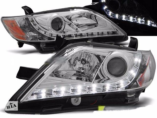 продам Передние фары тюнинг оптика Toyota Camry XV40 (LPTO15) Тойота Кемри бу в Луцке