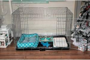 Переноска клетка вольер для собак кошек птиц 78*55*62h см