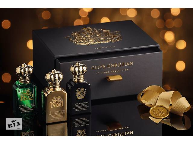 продам Clive Christian вся линейка бренда распив отливанты оригиналы ниша бу в Харькове