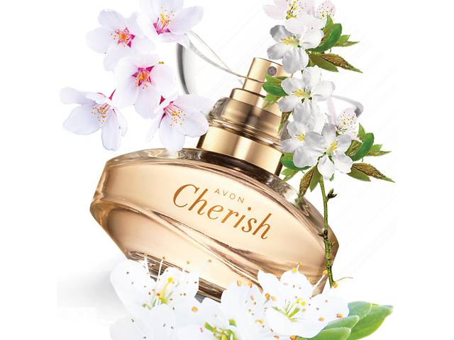 купить бу Парфумна вода Avon Cherish в Киеве