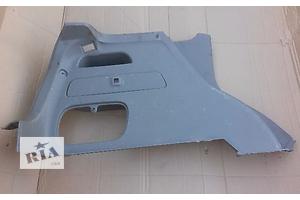 Внутренние компоненты кузова Chevrolet Tacuma
