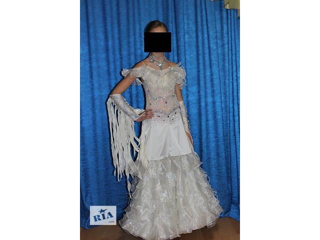 бу Платье для бальных танцев в Лубнах