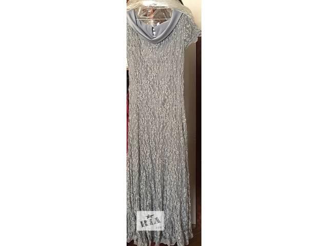 продам платье серебро бу в Киеве