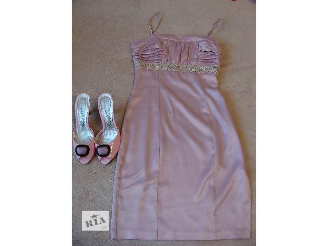 продам Платье+туфли бу в Киеве