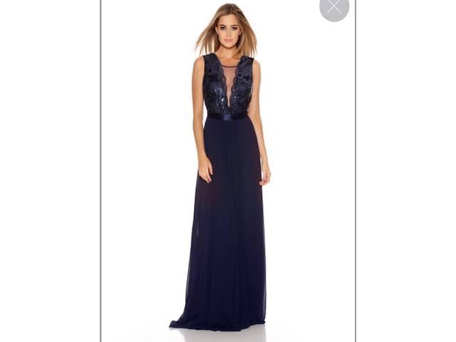 продам платье вечерние  Quiz бу в Львове