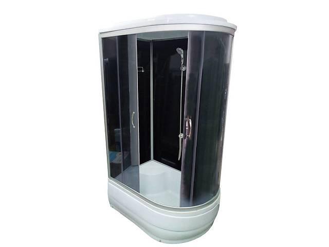 купить бу Гидробокс, Душевая кабина, Atlantis 120х80 см. в Белом или Чёрном в Киеве
