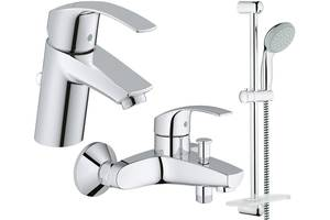 Новые Смесители для ванной Grohe