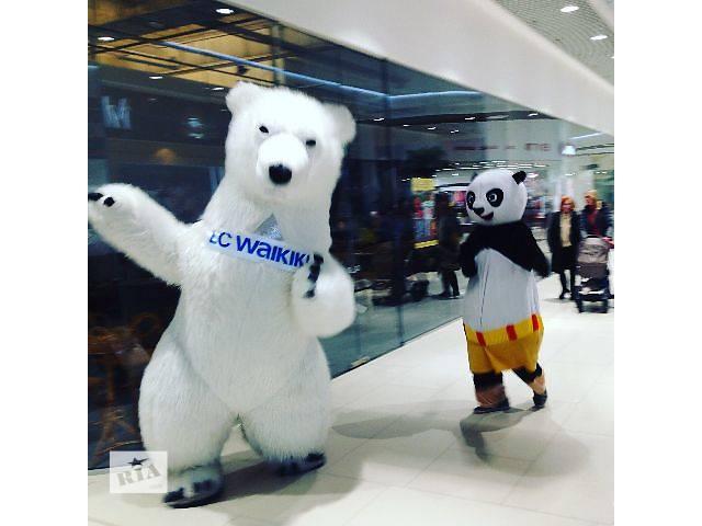 продам Аренда костюма Белый Медведь бу  в Украине