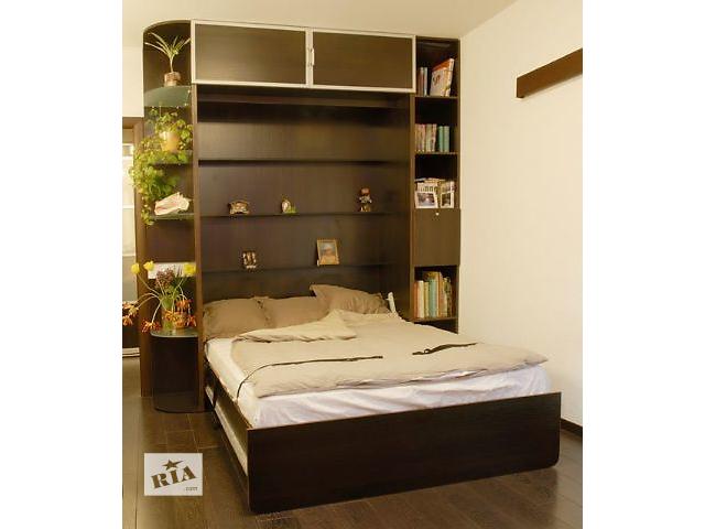 бу Подъемная кровать или откидная кровать– визитная карточка нашей фирмы в Киеве