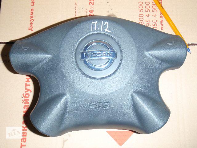 Подушка безопасности для Nissan Primera P12 2002- объявление о продаже  в Львове