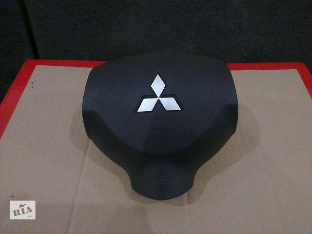 купить бу Подушка безопасности водителя для легкового авто Mitsubishi Lancer X в Львове