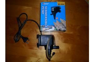 Помпа для аквариума- компрессор и фильтр.
