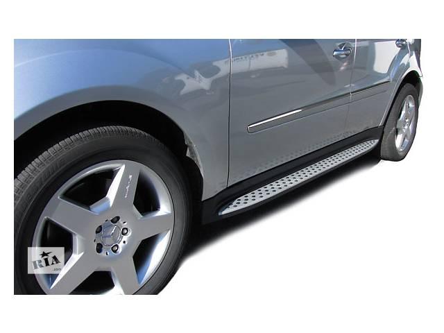 купить бу Пороги Mercedes ML 164 кузов в Одессе