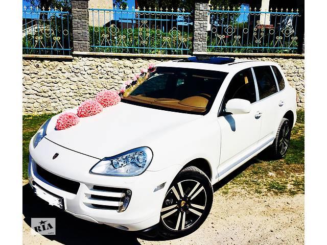 Porsche Cayenne- объявление о продаже   в Украине