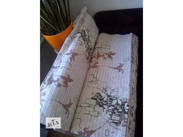 бу Портьерная ткань в рулоне с возможностью пошива в Киеве