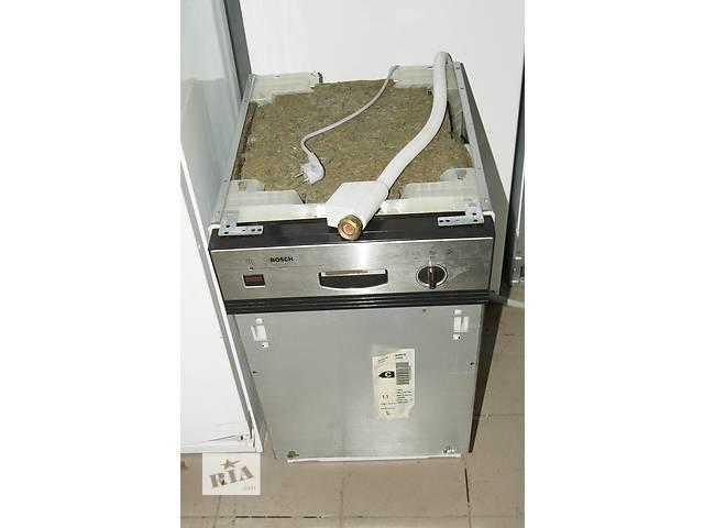 купить бу Посудомойка Bosch, 45 см., встраиваемая, 9 компл. посуды, нержавейка в Березному (Ровенской обл.)