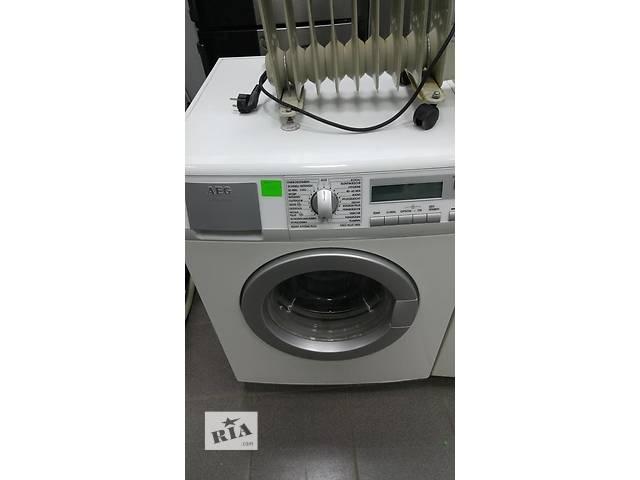 продам Пральна машина AEG Lavamat OKO PLUS (8кг)\Стиральная машина бу в Львове