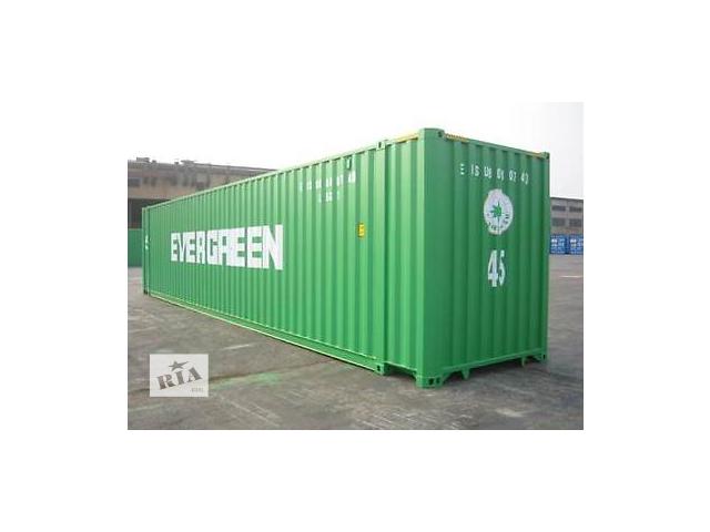 продам Продаётся Морской контейнер 45 фут б/у бу в Одессе